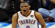Russell WestBrook Top Fantasy Guard